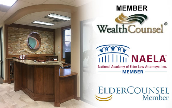 NAELA - National Academy of Elder Law Attorneys Member