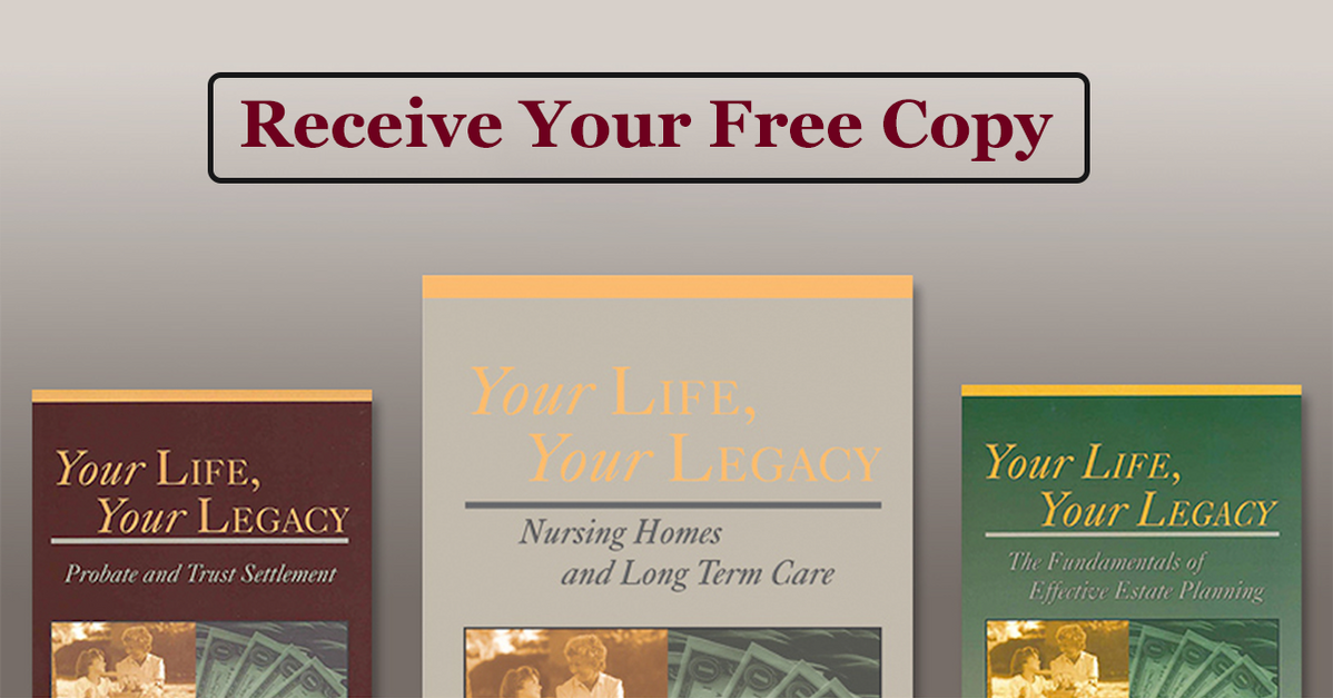 Copy of Your Life, Your Legacy Books